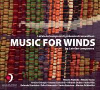 Music for Winds by Latvian Composers
