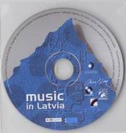 CD Music in Latvia 2007