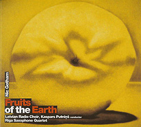 CD Fruits of the Earth