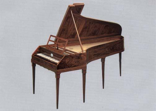 Fortepiano Mozart
