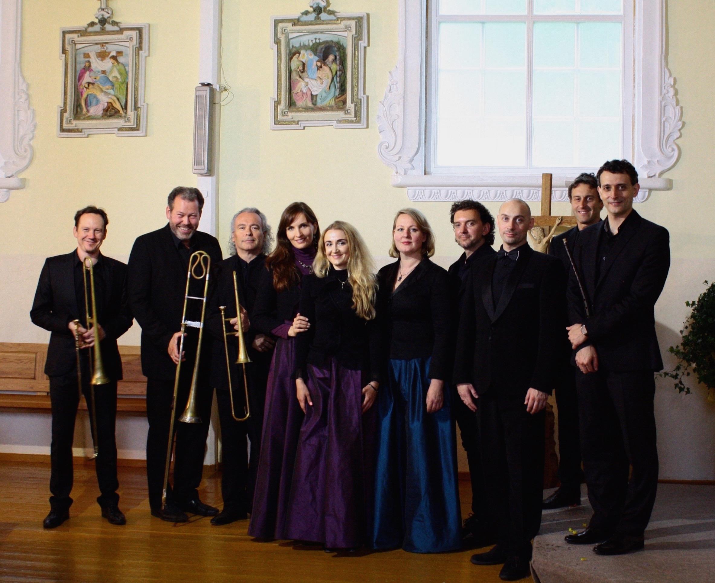 Canto Fiorito, Musica Antiqua Salzburg