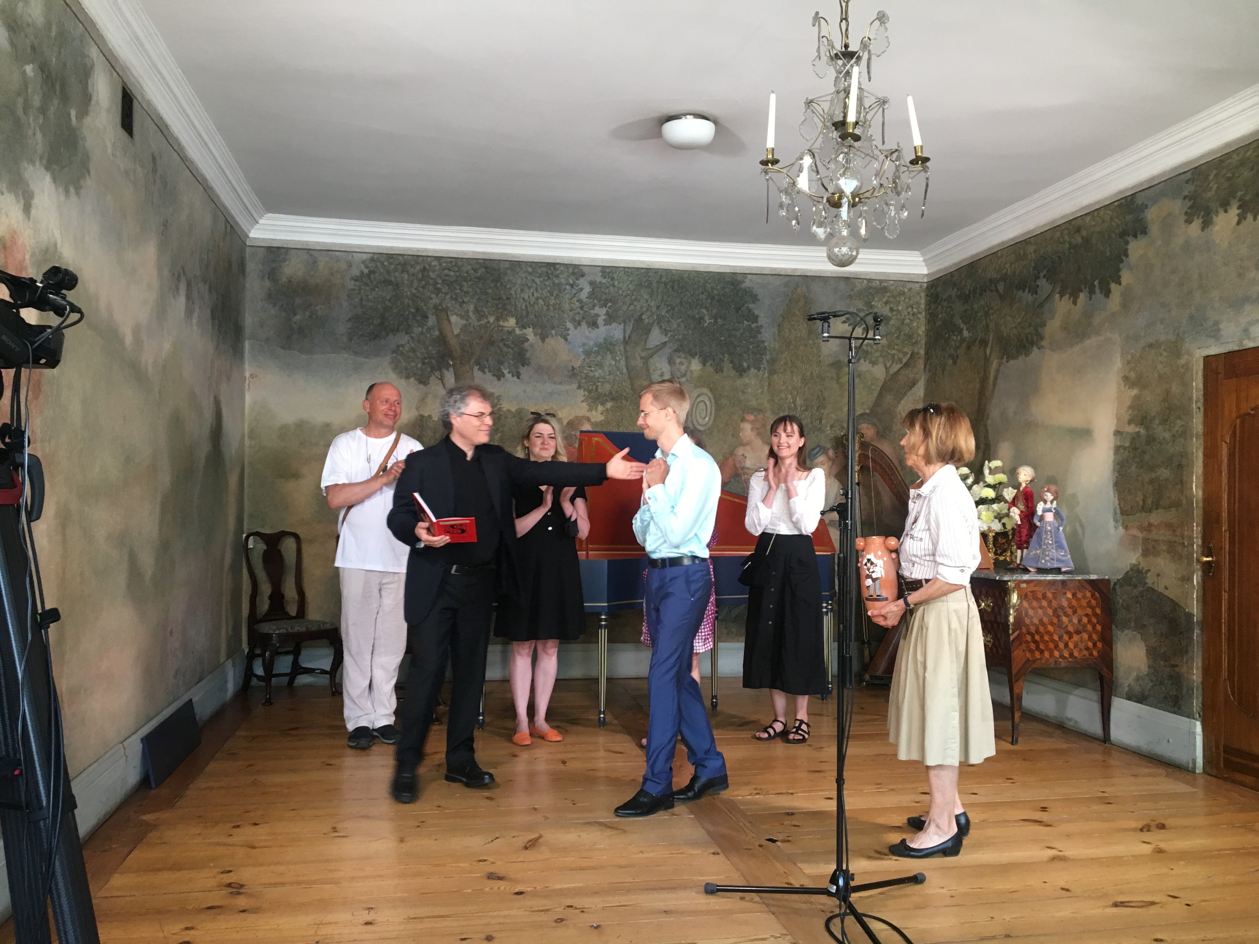 SIXTH NORDEM NORDIC BALTIC COMPETITION FOR YOUNG EARLY MUSIC ENSEMBLES AND SOLOISTS