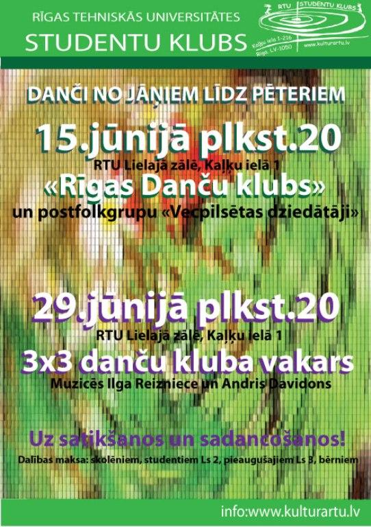 Danči RTU