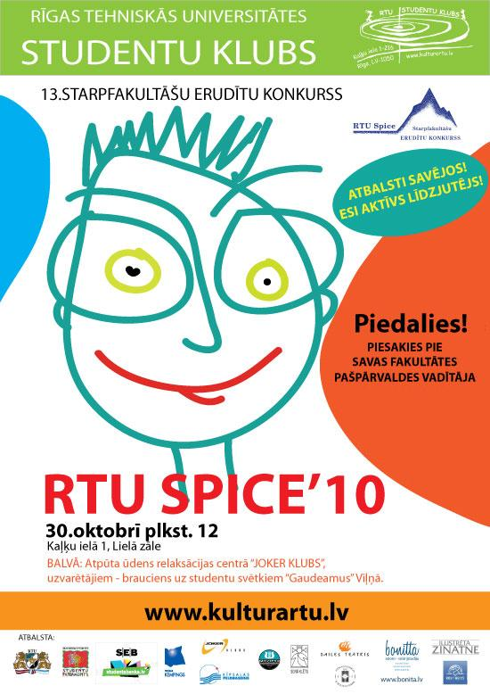 RTU Spice 2010